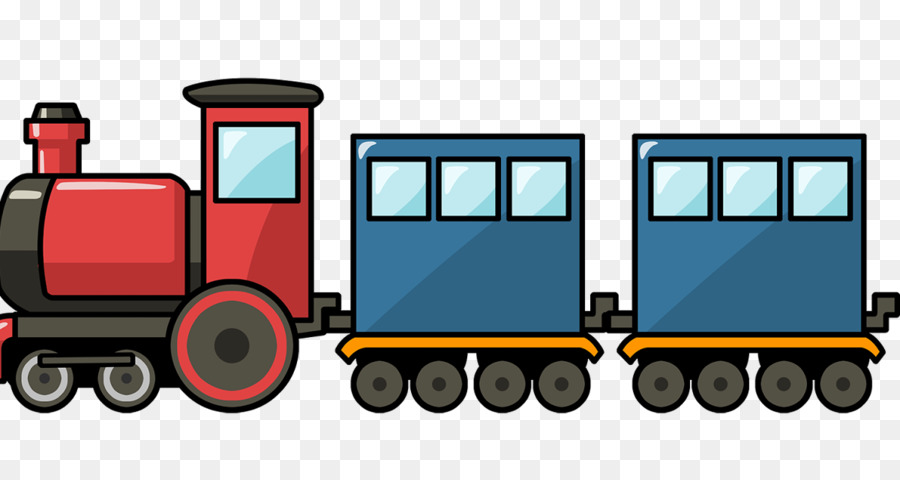 900x480 Train Rail Transport Steam Locomotive Clip Art