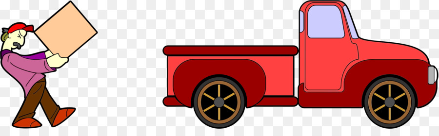 900x280 Pickup Truck Car Mover Thames Trader Clip Art