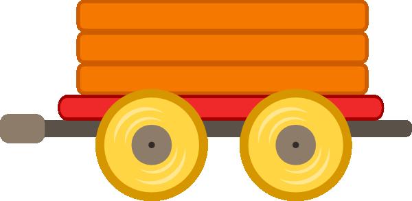 600x293 Orange Train Clipart Amp Orange Train Clip Art Images
