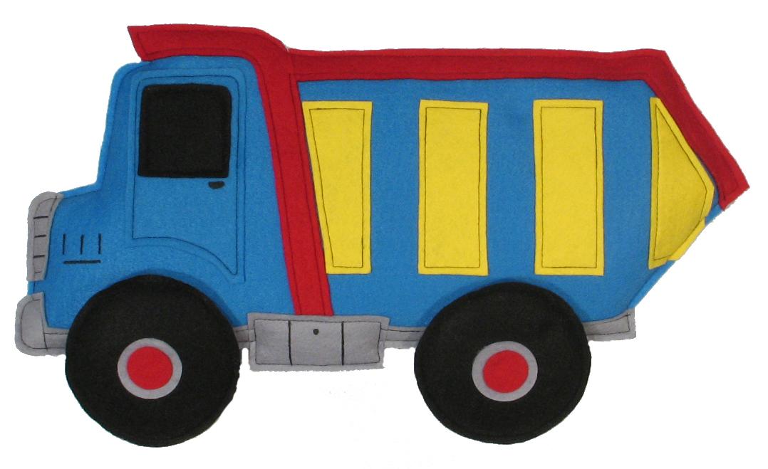 1078x659 Cartoon Truck