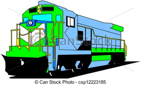 450x273 Collection Of Diesel Train Clipart High Quality, Free