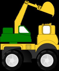 249x299 Truck Clipart Digger