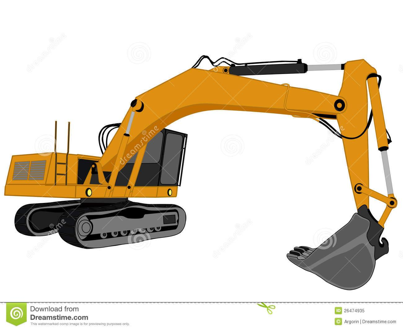 1300x1065 Clip Art Excavator Clip Art