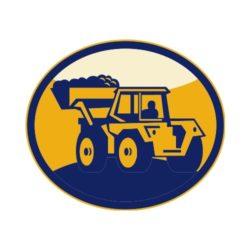 250x250 T Shirt Clip Art For Heavy Equipment