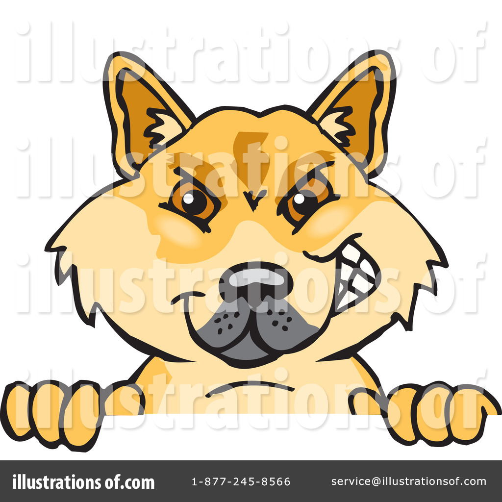 1024x1024 Dingo Clipart