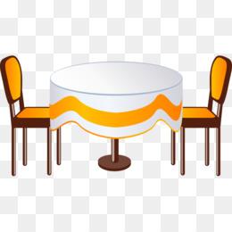 260x260 Table Furniture Clip Art