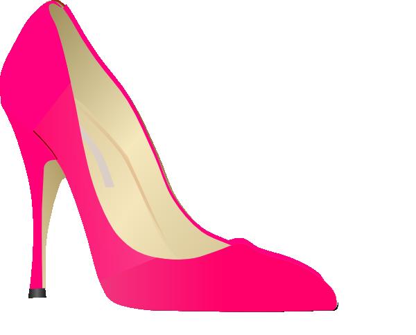 600x484 High Heel Clipart Pink High Heels Clip Art Clipart Glamourdiva