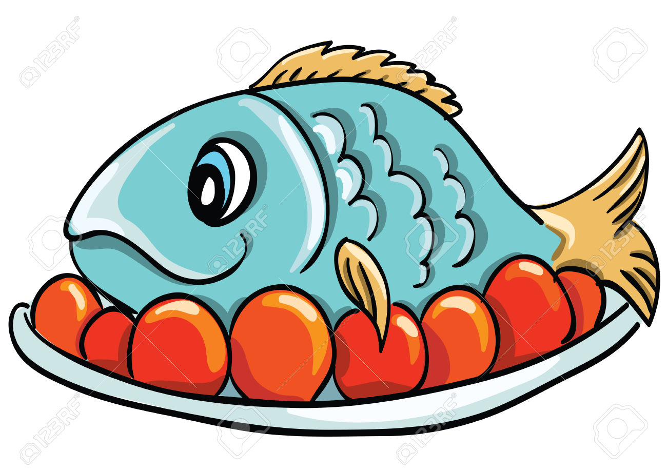 1300x918 Clip Art Fish Dinner Pictures Beautiful Clipart Dish 23 Free