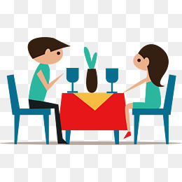260x260 Dining Table Png, Vectors, Psd, And Clipart For Free Download