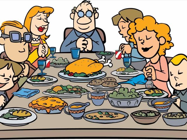 640x480 And In Color Eating Free Download Clip Art Eating Family Dinner