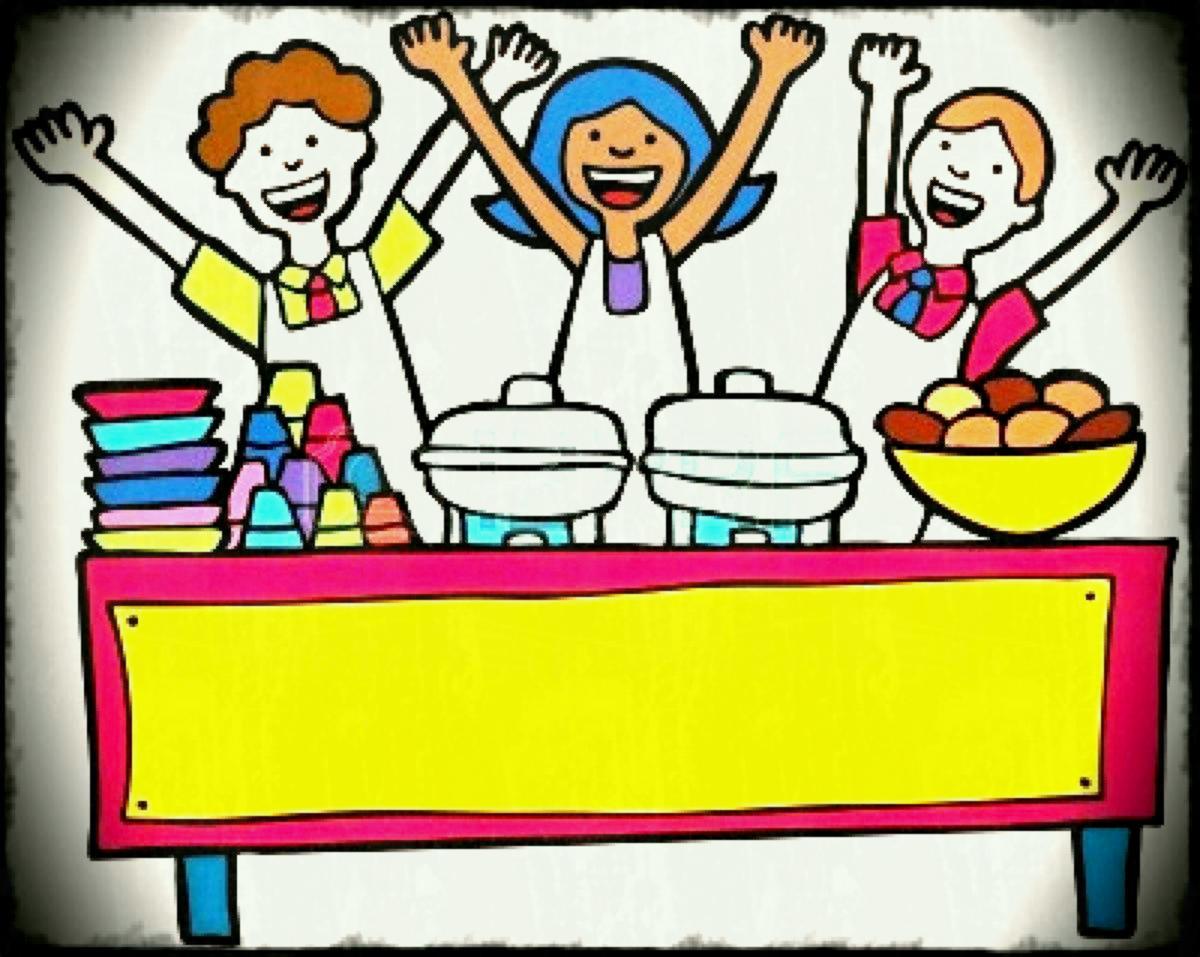 1200x957 Buffet Clipart Dinner Table Clip Art Panda Free Images Service
