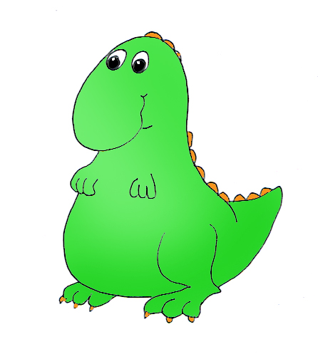 Dinosaur Birthday Clipart