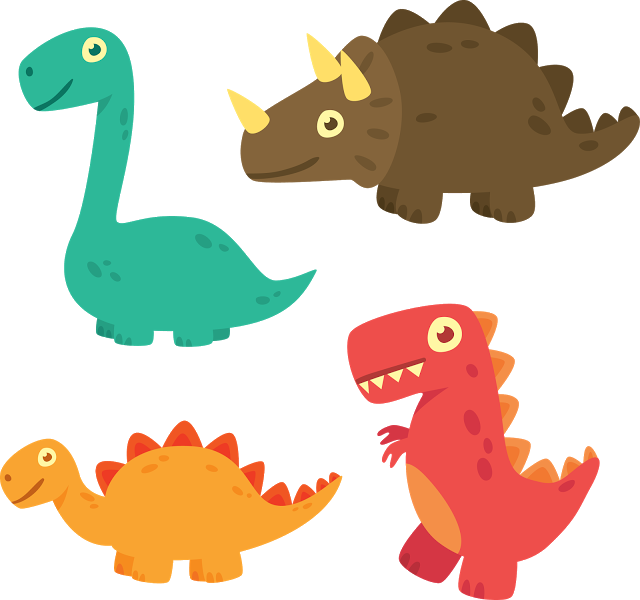 640x600 Clipart Dinossauros Layouts