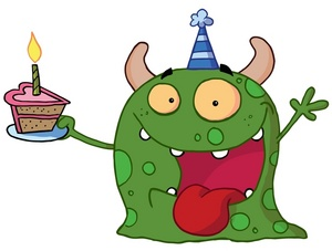 300x227 Clipart Birthday Images Newest Birthday Cliparts 30 On Dinosaur