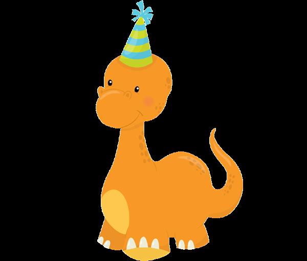 600x512 Birthday Dinosaur Clipart Atletischsport