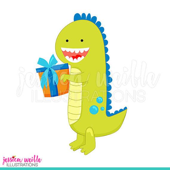 570x570 Birthday Dinosaur Cute Digital Clipart Dinosaur Clip Art