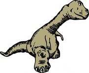 181x149 Free Download Of Dinosaur Cartoon Vector Graphics And Illustrations