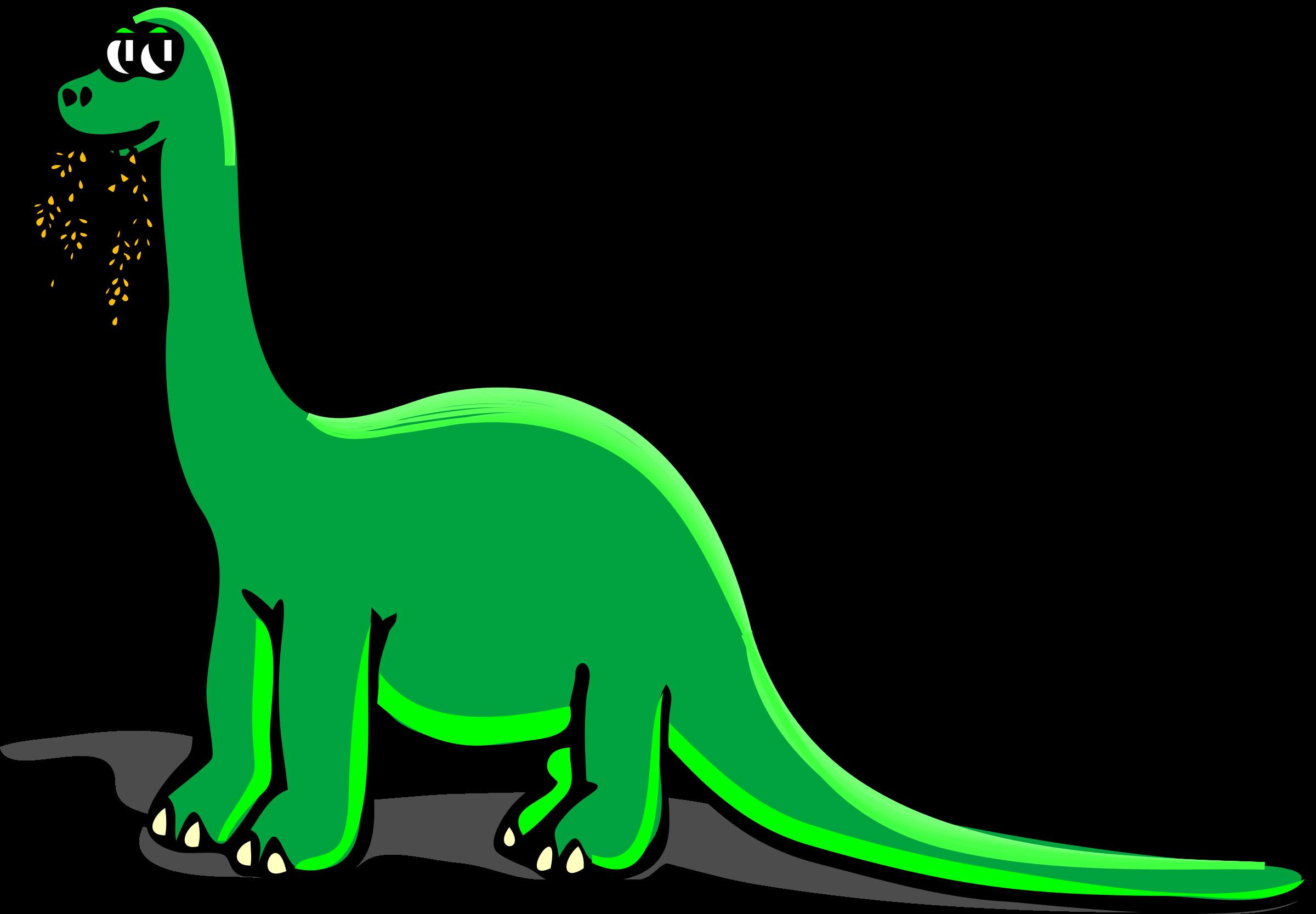 2400x1667 Dinosaur Clip Art Black And White