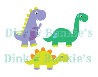 340x270 Dinosaur Clipart Personal And Limited Commercial Use Dino