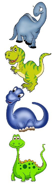 Dinosaur Clipart For Kids