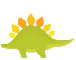 253x201 Dinosaur Clipart