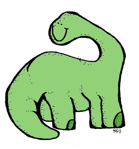 557x597 Dinosaur Clipart Melonheadz