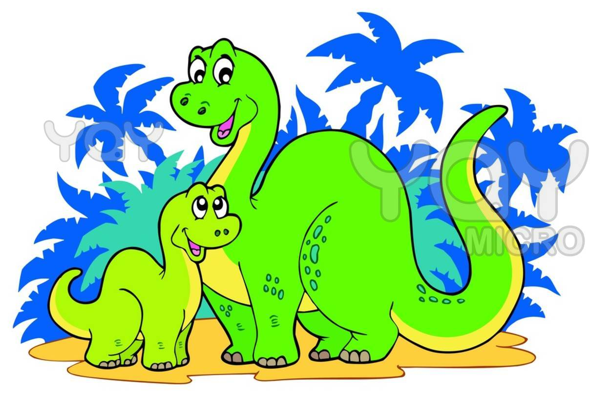 1210x813 Cartoon Dinosaur Clip Art Clipart Panda