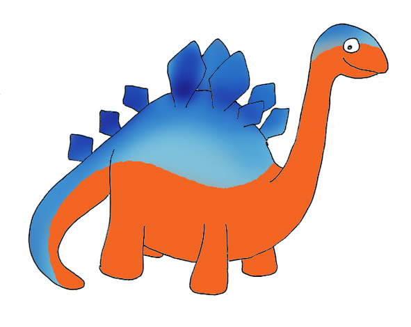 dinosaur clipart for kids at getdrawings com free for personal use rh getdrawings com Dinosaur Coloring Pages Dinosaur Clip Art Black and White