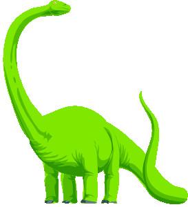 273x300 Free Clip Art Dinosaur Free Dinosaur Silhouette Vector Clipart