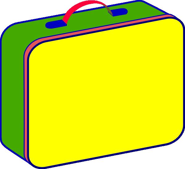 600x548 Lunch Box Clipart Lunch Box Clip Art