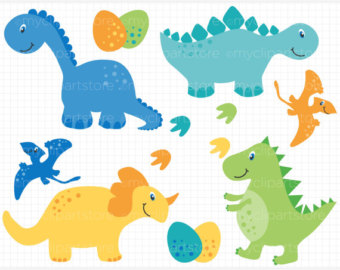 340x270 Collection Of Birthday Dinosaur Clipart High Quality, Free