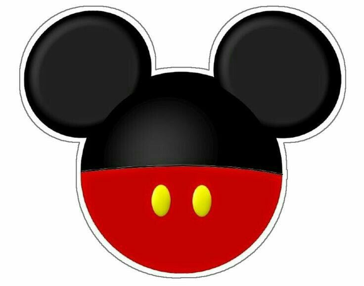 736x579 Mickey Mouse Head Clipart 73 Best Decoracion Mickey Mouse Images