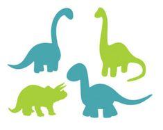 235x187 Green T Rex Silhouette Clip Art