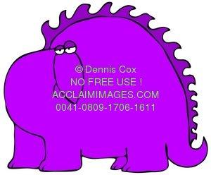 300x248 Dinosaur Clipart Purple Dinosaur Free Collection Download