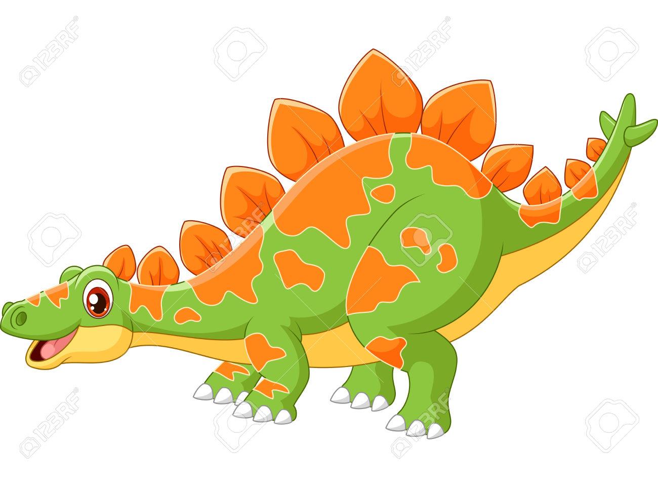 1300x966 Dinosaur Clipart Stegosaurus