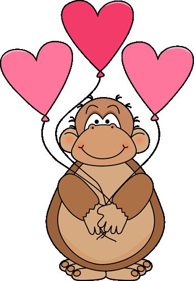 380x550 18cute Valentine Day Clip Art Free
