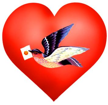 354x346 Valentines Day Hearts, Valentine Graphics