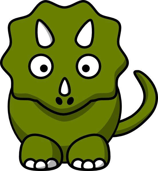 552x597 Valentine Dino Template Create It Template, Animal