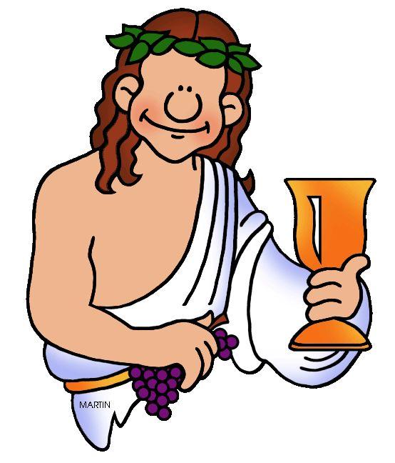 Dionysus Clipart