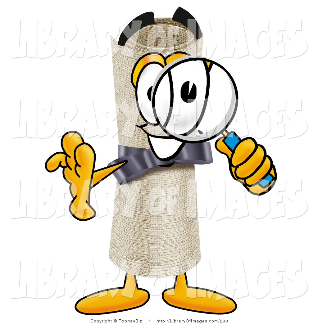 1024x1044 Clip Art Of A Smiling Proud Diploma Mascot Cartoon Character