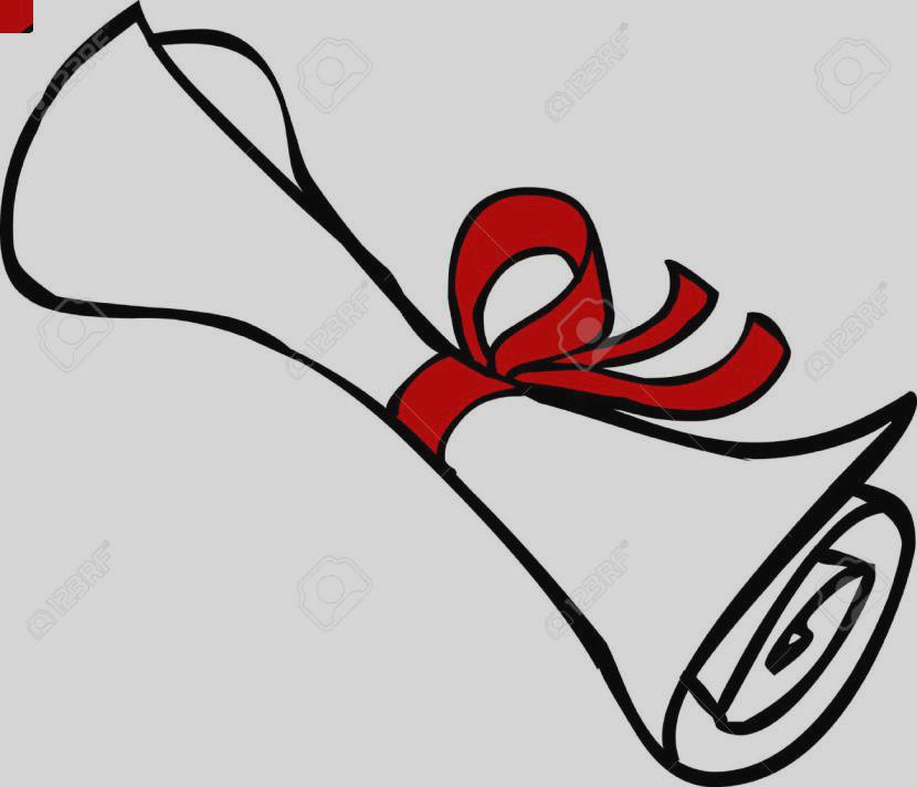 830x712 Gallery Clip Art Diploma Scroll,