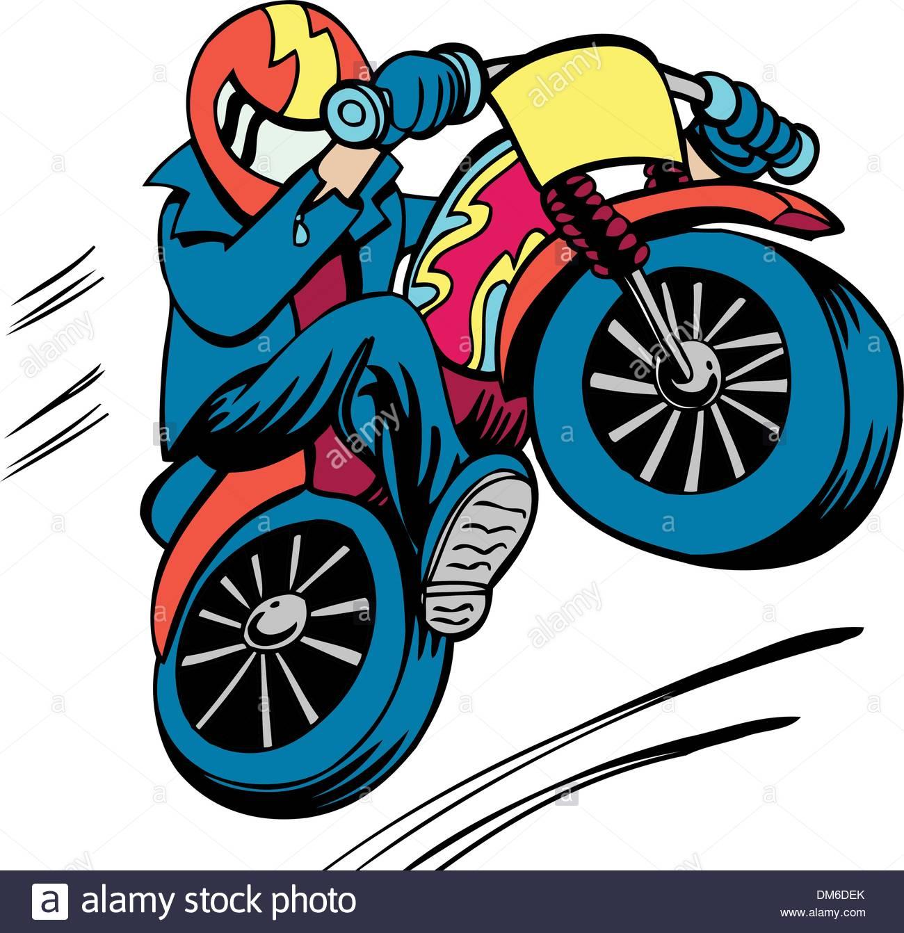 1300x1342 Dirt Bike Jump Stock Vector Art Amp Illustration, Vector Image