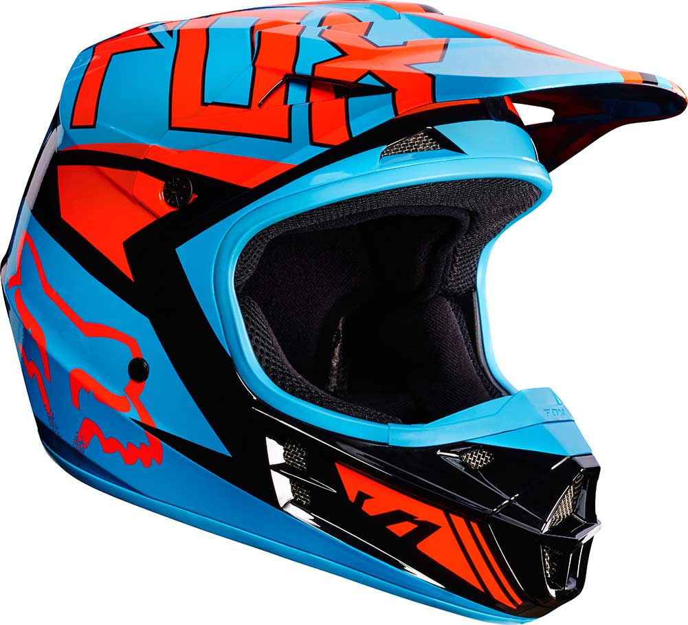1001x909 Opulent Dirt Bike Helments 2017 Fox Racing V1 Falcon Helmet Mx
