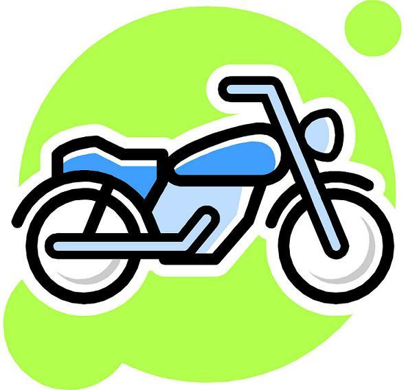 591x569 Youth Dirt Bike Clipart