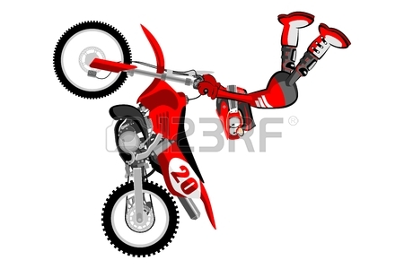 450x300 Bmx Clipart Freestyle Motocross