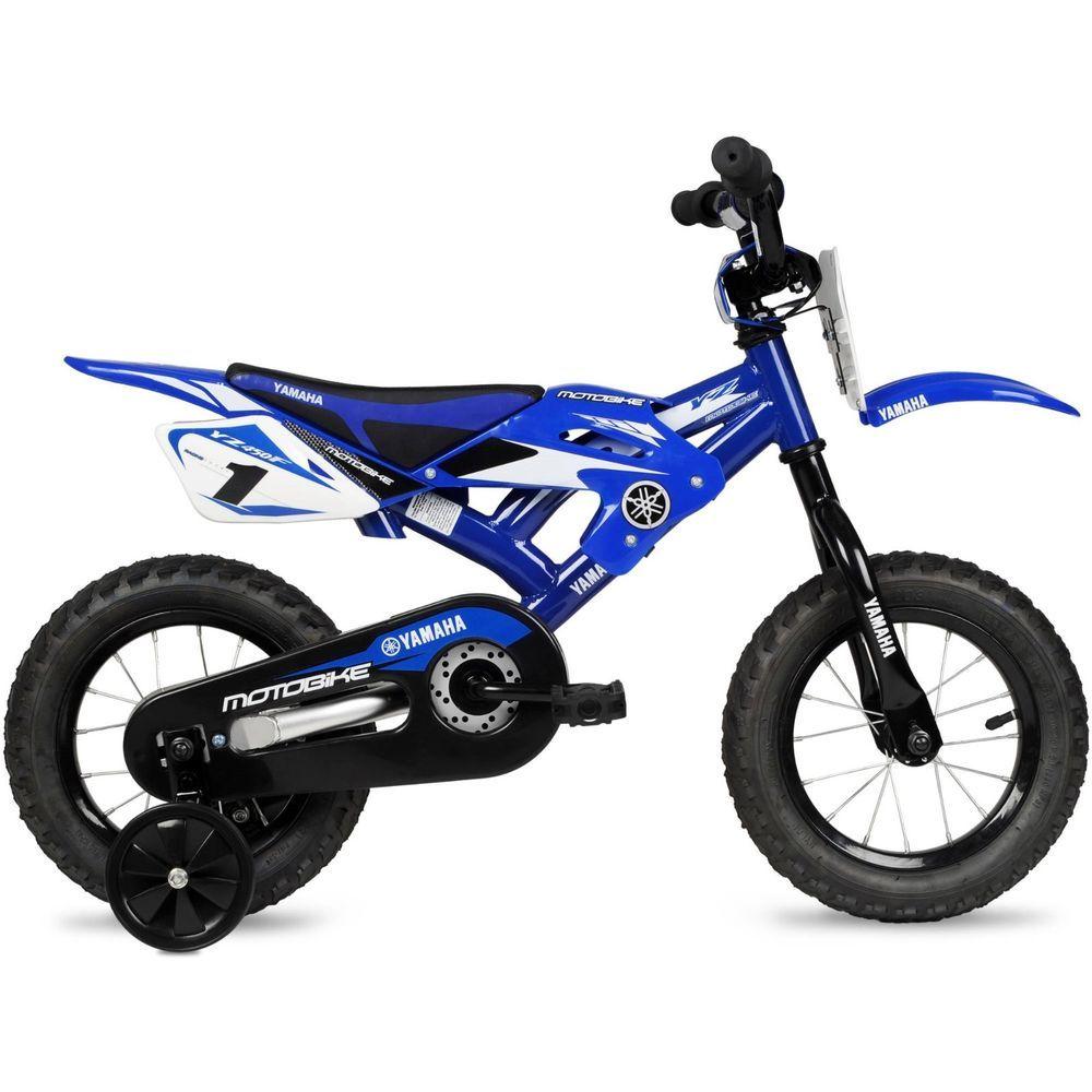 1000x1000 Kids Yamaha Motorcycle Bmx Bike Ride On Tricycle Toddler Motocross