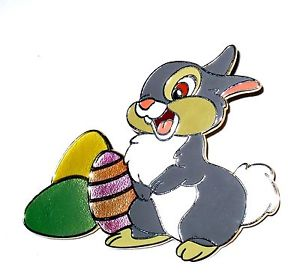 300x277 Le 100 Disney Thumper Bunny Rabbit Easter Eggs Colorful