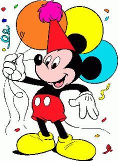 236x322 Disney Birthday Clipart