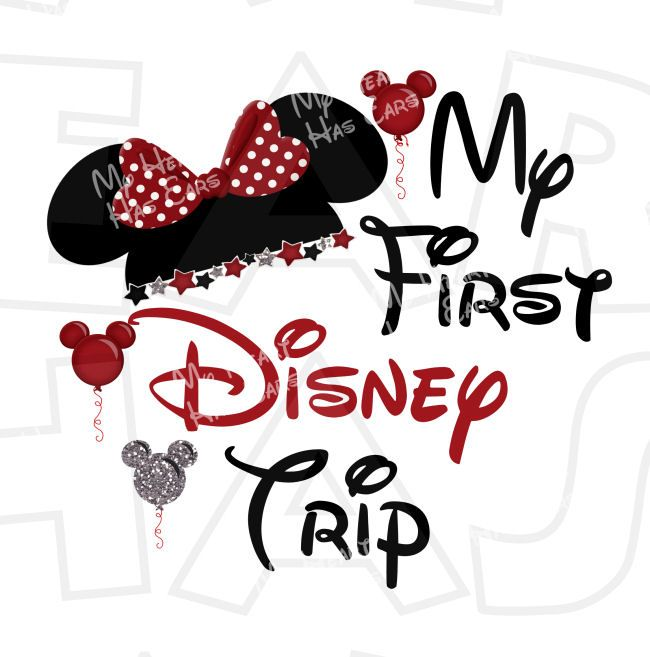 Disney Black And White Clipart