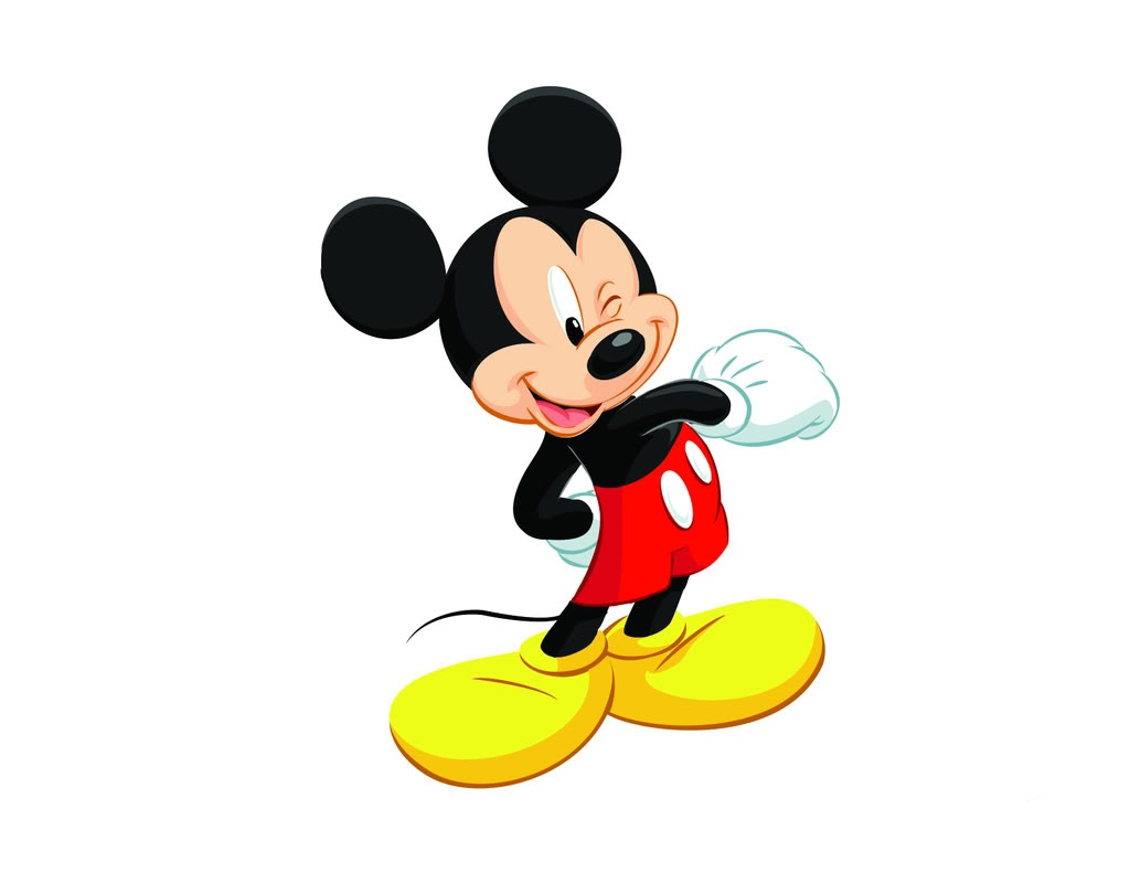 1024x791 Mickey Mouse Clip Art Images Black